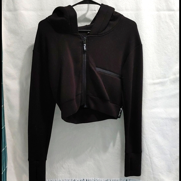 P Tula Jackets Coats Ptula Crop Zip Up Poshmark This is tiffany jacket, wine by elvine on vimeo, the home for high quality videos and the people who love them. poshmark